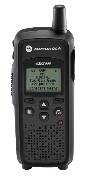Action Communications: Motorola DTR550, 900 Mhz DIGITAL