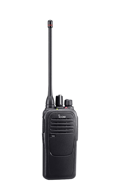 16 CHANNEL TWO WAY RADIO 5 WATT VHF 136-174 MHZ NEW ICOM IC-F3011-41-RC