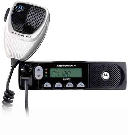 motorola pm400 used uhf two way radios