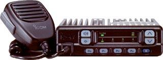 Icom IC-F320S02, 4 Channel, 45 Watt.  DISCONTINUED