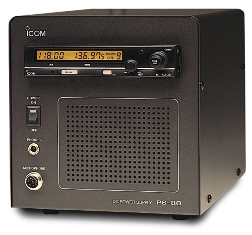 Icom IC-A200B, Air Band Transceiver, Base.  List Price $2630.00